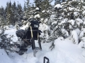 Explorer-snowbike-track-system-for-dirt-bike-supermoto-enduro-mx-AD-Boivin-72